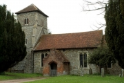 St. Mary's church, Sturmer, Essex