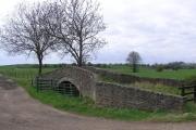 Ketton Packhorse Bridge.