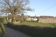 Middle Washbourne farm