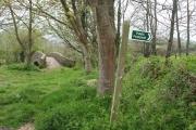 Membury: Beckford Bridge
