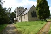 St. Margaret, Acton Scott