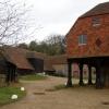 Yard of Peper Harow Farm
