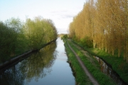 The Aylesbury Arm of the Grand Union Canal