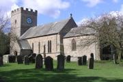 St. Cuthbert's Church: Forcett