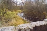 Water of Cruden from Bishop's Bridge.