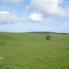 Mynydd Branar fields