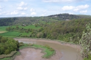 River Wye from Wintour's Leap II