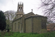 All Saint's Church, Oxcombe