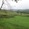 Offa's Dyke Path in Full Brook Valley