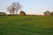 Farmland near Fawfieldhead