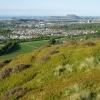 View over Edinburgh from Torduff Hill