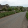 Road approaching Daglingworth