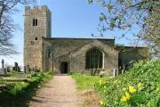 St. Cuthbert's Church, Redmarshall