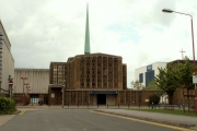 St. Paul's church, Harlow New Town, Essex