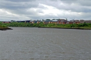 River Wear and riverside offices