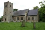 Church of St Peter, Little Ellingham