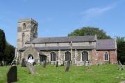 Parish Church of St. Margaret, Huttoft