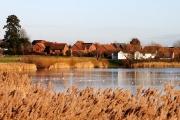 Willen Village and Lake