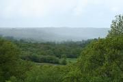 Churchstanton: overlooking the Bolham valley