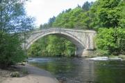 Featherstone Bridge, River South Tyne