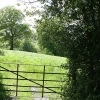 Dunkeswell: footpath to Stentwood