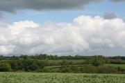 Dunkeswell: near Hutshayes Farm
