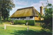 The Clergy House, Alfriston.