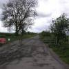 Lane to Bolam Quarry.