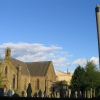 Church and Refinery at Clydach