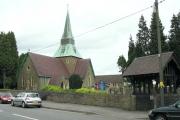 Holy Trinity church, Felinfoel