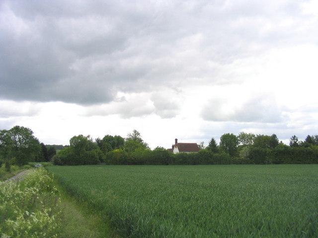 Heron's Farm, near Fyfield