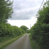 Heron's Lane near Fyfield
