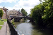 Brigg - The Old Town Bridge