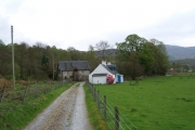 Cottages at Cuil