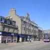 Holburn Street at Great Western Road