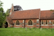 St. John the Evangelist church, Twinstead, Essex