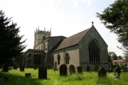 All Saints' church, Owston