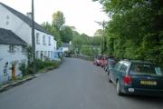 Luckett village, Cornwall