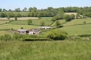 Hemyock: towards Bolham Farm