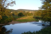 River Otter near Harpford