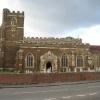 All Saints' parish church, Houghton Conquest, Beds