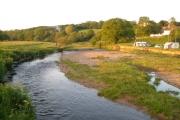 River Otter at Harpford