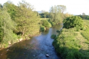 River Otter at Ottery St Mary