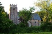 St Gregory's church, Venn Ottery