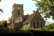 All Saints church, Lawshall, Suffolk