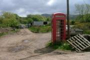 Telephone Box, Achleck