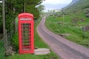 Telephone Box, Balnahard