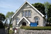 Brynford church