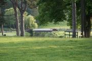 Bridge in Impney Park