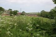 Farmland at Hallington near Louth